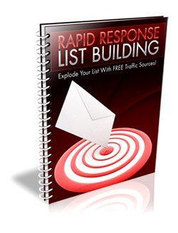 Creación de Lista de Respuesta Rápida